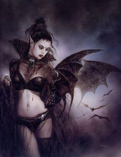 Never Used Sexy Heavy Metal Art Women | the fantasy art of luis royo neonka feb 14 2008