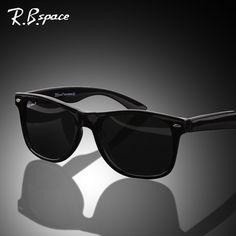 Moda Óculos Polarizados Óculos de Sol Originais Da Marca do Desenhador Óculos de Sol homem mulheres Polaroid Gafas de sol Oculos de RB4105 Unissex Do Vintage