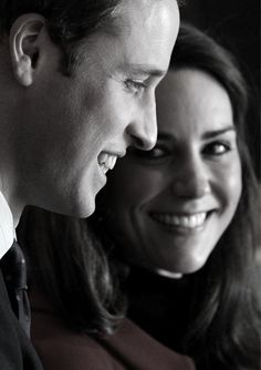 Will and Kate - I love this picture :)