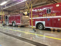 Credit: N.C. Cement--Fire Station Floor Renovation