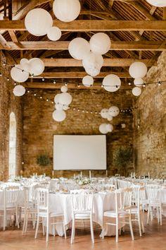 Elégance en Bretagne Wedding: 15 decorations with Chinese lanterns!