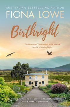 Image result for birthright by Fiona Lowe