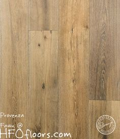 Provenza Old World Fawn Siberian Oak* Available at HFOfloors.com.