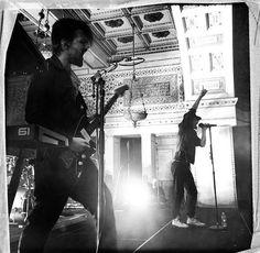 Tomo Milicevic & Jared Leto.