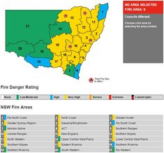 Total Fire Bans are in place today 11 February 2018 for the Greater Hunter Central Ranges Northern Slopes and North Western areas. Very High fire danger is forecast for these areas. For rules and information on Total Fire Bans visit the NSW RFS website. #nswrfspic.twitter.com/Bm4nAKEfn6