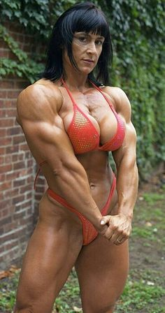 Pin by Shawn Lewis on Muscle Woman | Pinterest | Posts and