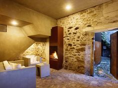 Gallery of Stone House Transformation in Scaiano / Wespi de Meuron Romeo architects - 10