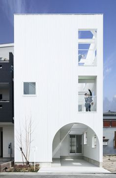 House K by Takeshi Hamada