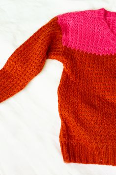 good color combo for my knitted sweater....