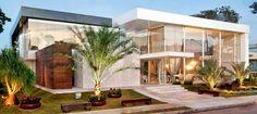 Fachadas de casas com madeira - veja 30 modelos modernos e maravilhosos! - DecorSalteado
