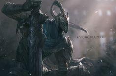 Dark Souls, Knight Artorias by JLIEN