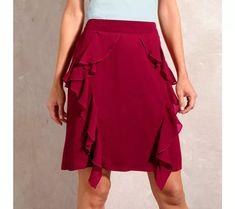 Volánová sukně | vyprodej-slevy.cz #vyprodejslevy #vyprodejslecycz #vyprodejslevy_cz #sukne #saty #sleva #akce Waist Skirt, High Waisted Skirt, Skirts, Fashion, High Waist Skirt, Moda, La Mode, Skirt, Fasion