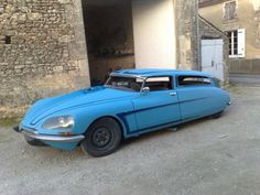 Une DS Custom en FRANCE !!!!!!!!!!!!!!!