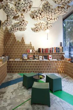 Scrumptious Reads shop design