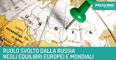 Che ruolo ha la Russia di Putin negli equilibri mondiali? Sulla scena internazionale la Federazione Russa svolge un ruolo di primo piano e condiziona gli equilibri europei ed i rapporti con il resto del mondo in maniera rilevante. #russia #putin #equilibripolitici