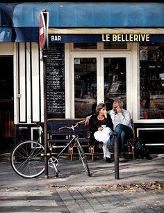 Bellerive café, 71 Quai de la Seine