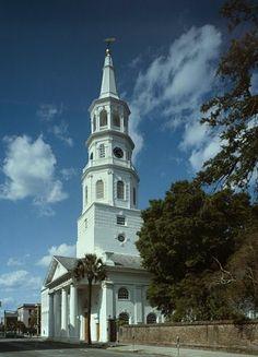 Google Image Result for http://upload.wikimedia.org/wikipedia/commons/e/e9/St._Michael%27s_Episcopal_Church,_80_Meeting_Street,_Charleston_(Charleston_County,_South_Carolina).jpg (St. Michael's Charleston)
