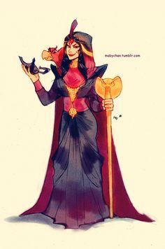 Jafar- gender swap