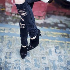 Kiss Boot by AllSaints - $415