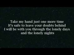 Home - Our Last Night