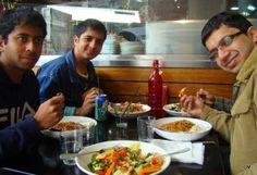 Vegetarian Globetrotter! Travelogue, Vegetarian