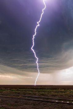 Lightning In the Field | Mike Olbinski