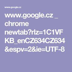 www.google.cz _ chrome newtab?rlz=1C1VFKB_enCZ634CZ634&espv=2&ie=UTF-8