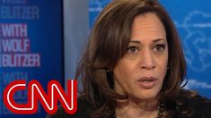 """CNN's Wolf Blitzer and Democratic presidential candidate Kamala Harris discuss Trump's claim that the GOP will become """"the party of health care"""" despite seeking… Cnn News, Mid Autumn Festival, News Source, Kamala Harris, Presidential Candidates, Health Care, Articles, Night, American"""