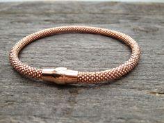 Funkelndes Armband aus 925 er Silber rose vergoldet!  http://de.dawanda.com/shop/Miabrina