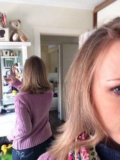 My hair july 2014 back