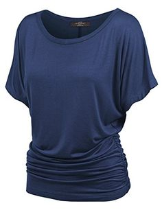 This drape top is so cute and will be so comfortable. Affiliate