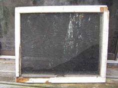 "4 Vintage Antique Wood Frame Copper? Window Screens 29 1/2"" x 24"""
