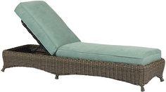 Martha Stewart Living Lake Adela Chaise Lounge HomeDecorators.com
