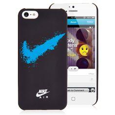Famous Sports Brand Logo Nike iPhone 5 5S Case #nike #justdoit #iphonecase #iphone5 #apple #cellz #nikecase