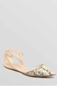 21 Flats To Welcome Spring #refinery29  enzo