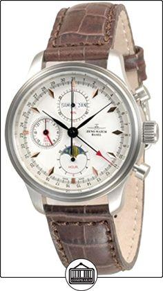 Zeno-Watch Reloj Mujer - NC Retro Chrono Fullcalendar - 9557VKL-g2-N1 de  ✿ Relojes para hombre - (Lujo) ✿