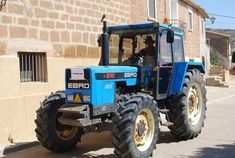 8110 4WD Tractors, Vehicles, Car, Vehicle, Tools