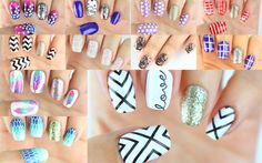 I DESIGNED A NAIL STAMPING PLATE!  + GIVEAWAY