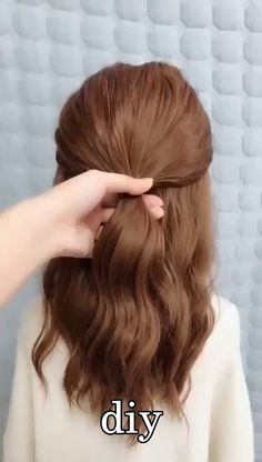 cute hairstyles - how to hair styles,hair styles how to diy hair,hair styles tutorials,easy hair styles,hair style di - Cute Simple Hairstyles, Easy Hairstyles For Long Hair, Simple Everyday Hairstyles, Medium Hair Updo Easy, Easy Morning Hairstyles, Easy Vintage Hairstyles, Summer Hairstyles, Office Hairstyles, Layered Hairstyles