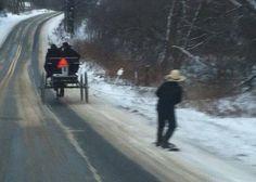 Amish olympics