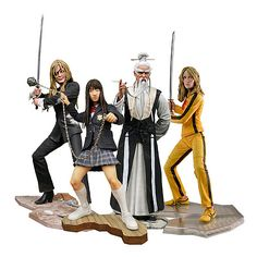 Kill Bill Best of Action Figure Case - Neca - Kill Bill - Action Figures at Entertainment Earth