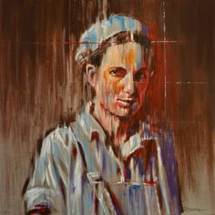 Woman at work - Michele Petrelli #art