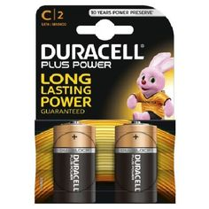 Duracell Plus Type C Twin Pack duracell plus type c twin pack (Barcode EAN=5000394019089) http://www.MightGet.com/january-2017-12/duracell-plus-type-c-twin-pack.asp