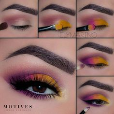 Eye Makeup Tips – How To Apply Eyeliner – Makeup Design Ideas Makeup Eye Looks, Eye Makeup Steps, Cute Makeup, Skin Makeup, Makeup Brushes, Weird Makeup, Awesome Makeup, Zombie Makeup, Halloween Makeup