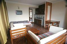 Tiger Temples in Thamel:  Daily Rent    1 Bedroom : 55 Dollars  2 Bedroom : 110 Dollars    http://www.apartment-kathmandu.com/tiger-apartments-thamel.htm