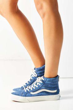 Vans Scotchgard Sk8-Hi Slim Zip Sneaker