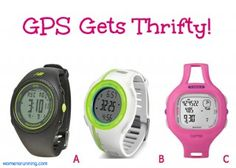 Affordable GPS Watches for Runners! - Women's Running