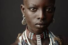 Study of Arbore Virgin, Arbore tribe, Lower Omo Valley, Ethiopia - Ongoing) - Joey L. - NYC-based Photographer and Director Pictures Of People, Great Pictures, People Around The World, Around The Worlds, Ethiopian Tribes, Joey Lawrence, International Development, Amazing People, Beautiful People