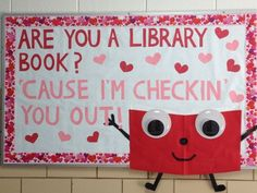 17 Times Libraries Had the Best Valentine's Day Displays Ever