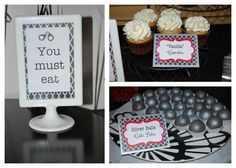 Whimsy & Wise Events: {Fifty Shades of Grey Party} and FREE Party Printables!!